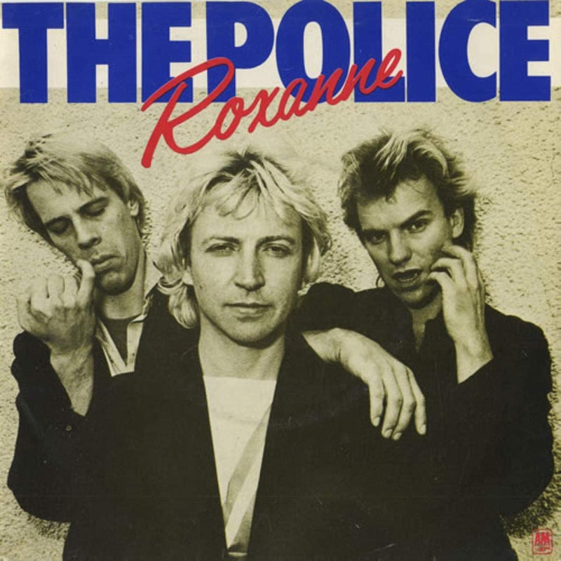 The Police - Roxanne - 45T Couleur