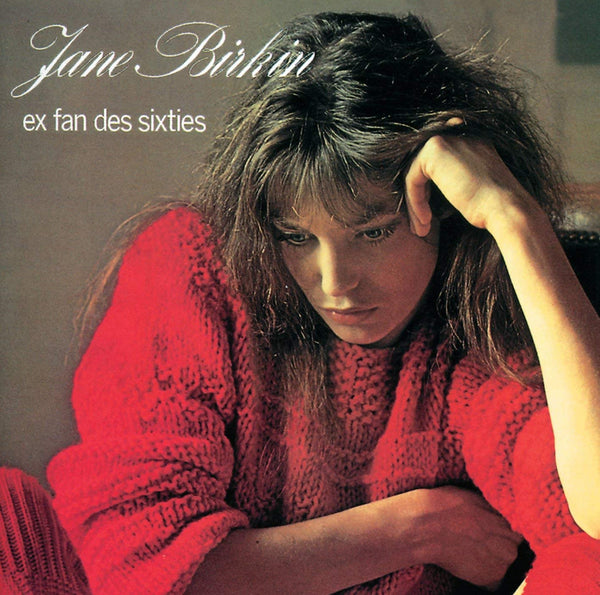Jane Birkin - Ex-Fan des sixties - Vinyle rouge
