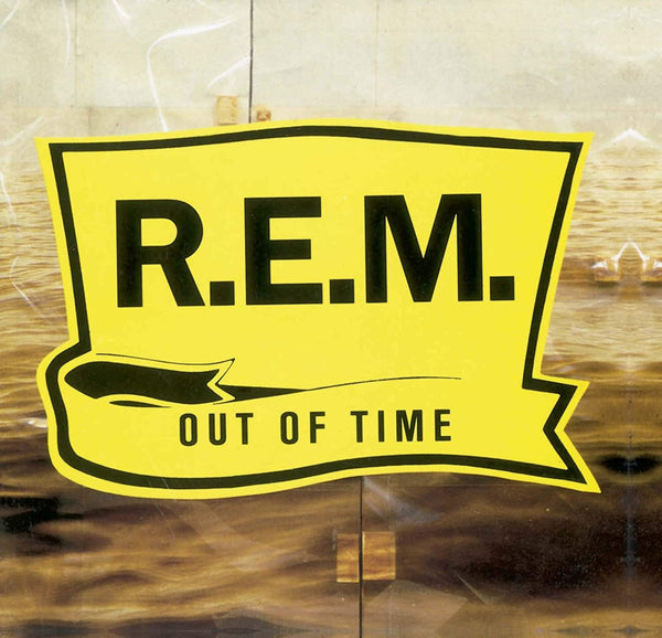 R.E.M. - Out Of Time - Vinyle