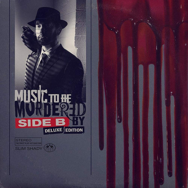 Eminem - Music To Be Murdered By Side B - édition Deluxe 4LP