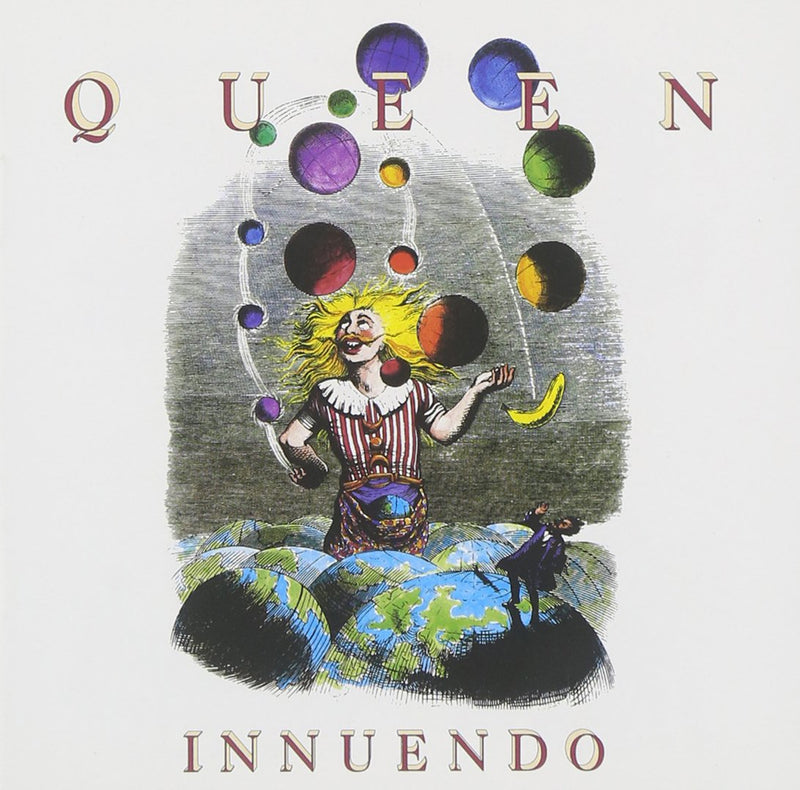 Queen - Innuendo - Double Vinyle
