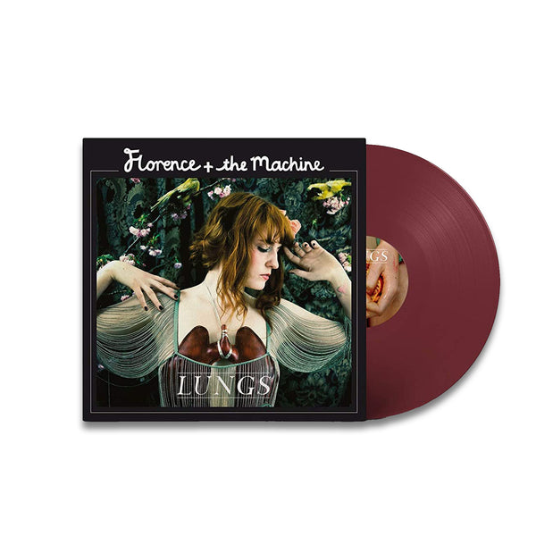 Florence + The Machine - Lungs - Vinyle Pourpre