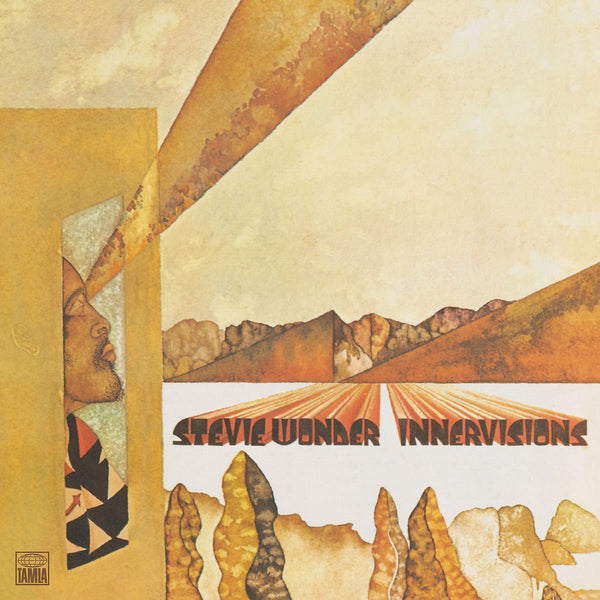 Stevie Wonder - Innervisions - Vinyle