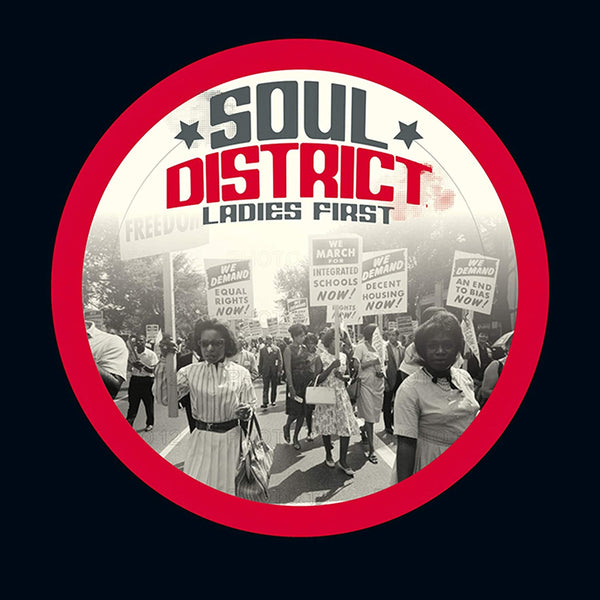 Soul District : Ladies First - Double Vinyle