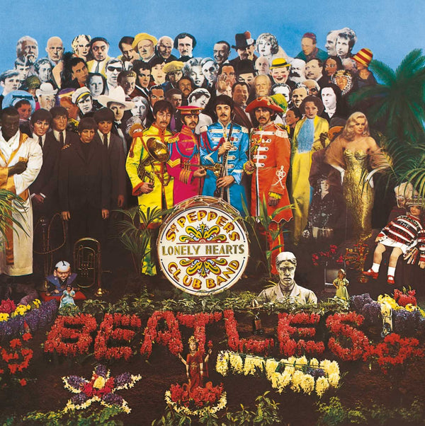 The Beatles - Sgt. Pepper's Lonely Hearts Club Band - Vinyle