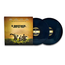Various Artists - O' Brother, Where Art Thou ? - Double Vinyle Bleu