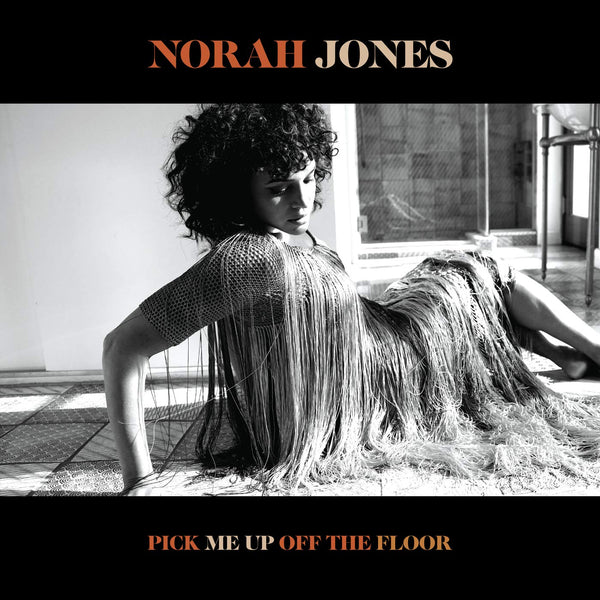 Norah Jones - Pick Me Up Off The Floor - Vinyle Bicolore