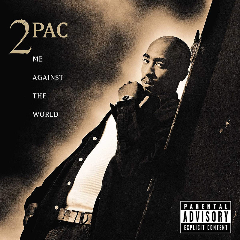 2Pac - Me Against The World - Double Vinyle