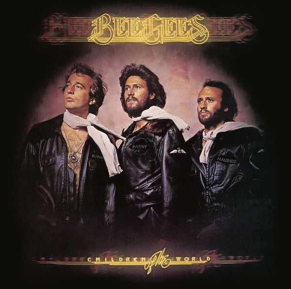 Bee Gees - Children of the world - Vinyle Couleur