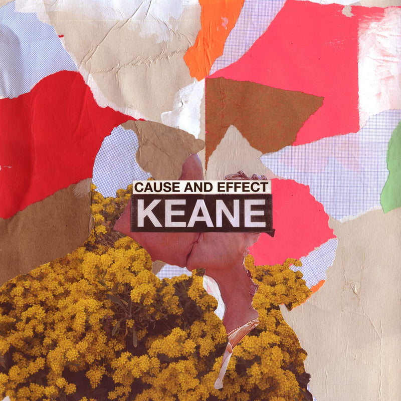 Keane - Cause and Effect - Vinyle & 45T