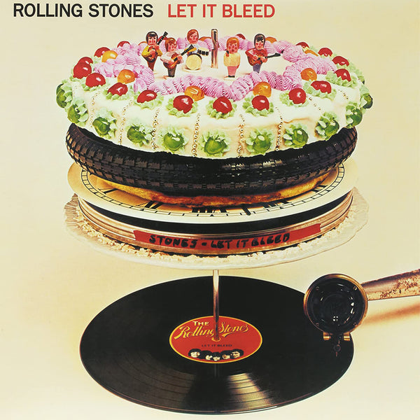 The Rolling Stones - Let It Bleed - Vinyle