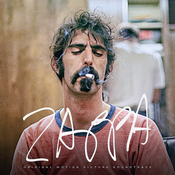Frank Zappa - ZAPPA (Original Soundtrack) - Double Vinyle Transparent