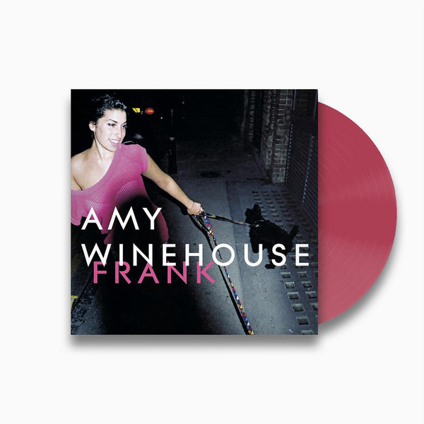 Amy Winehouse - Frank - Vinyle Rose