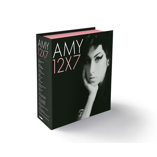 Amy Winehouse - 12x7 - Coffret Deluxe 12 45T