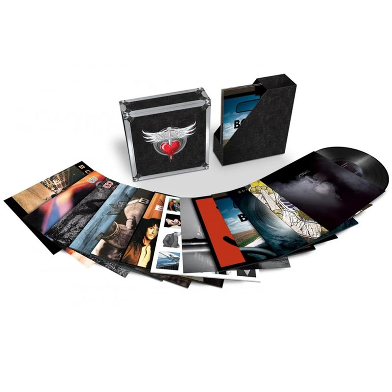 Bon Jovi - The Albums - Coffret 25 Vinyles