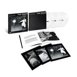 The Roots - Things Fall Apart - Coffret 3 Vinyles Transparent + Bonus Deluxe