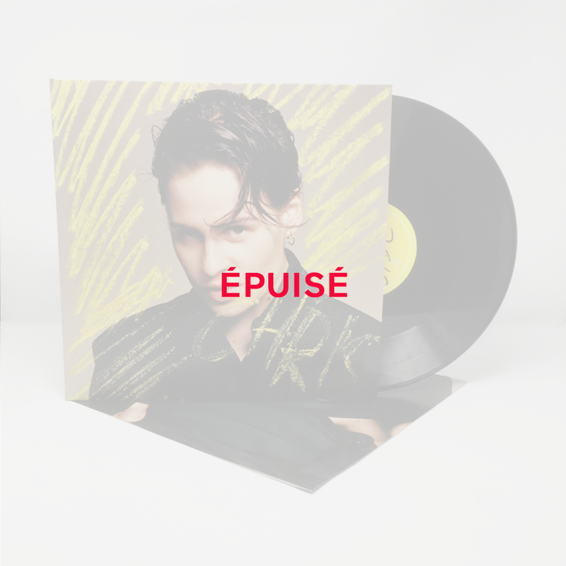 Chris - Christine and the Queens - Double Vinyle + CD