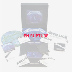 Metallica - Ride The Lightning - Coffret 11 Vinyles