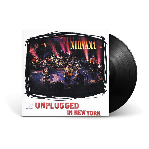 Nirvana - MTV Unplugged in New York - Vinyle