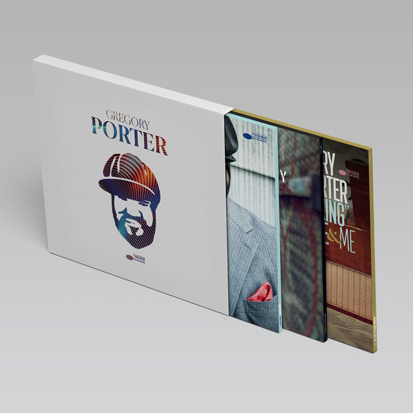 Gregory Porter - 3 Original Albums - Coffret 3x2 LP