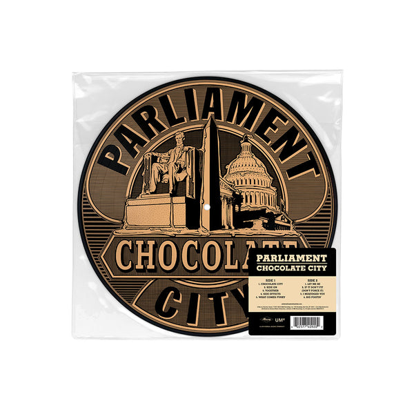 Parliament - Chocolate City - Picture Vinyle