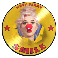 Katy Perry - Smile - Vinyle Picture