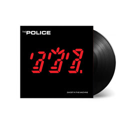 The Police - Ghost In The Machine - Vinyle