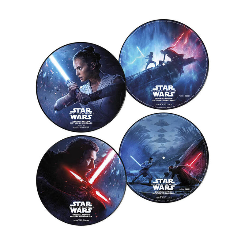 Star Wars : The Rise of Skywalker - Bande originale - Picture Vinyle