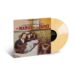 The Mamas & The Papas - If You Can Believe Your Eyes And Ears - Vinyle Jaune