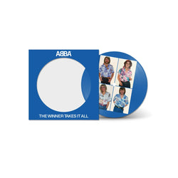 ABBA - The Winner Takes It All - Edition Limitée Picture
