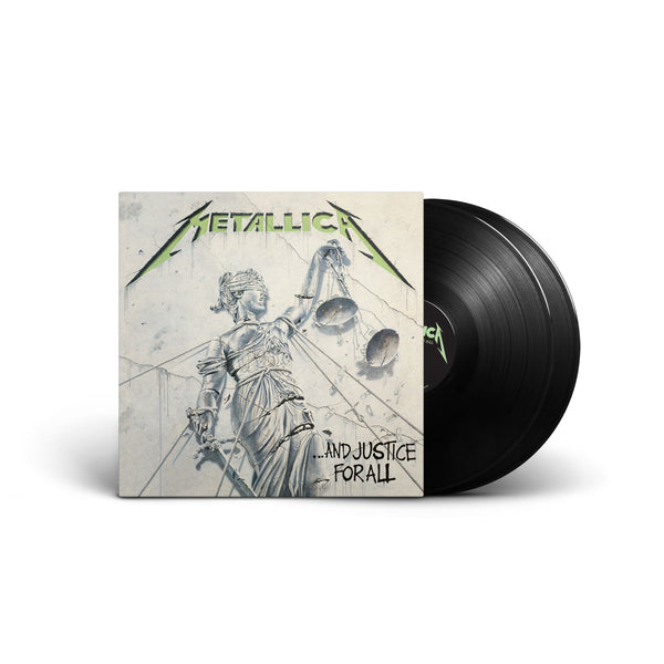 Metallica - ...And Justice For All - Double Vinyle