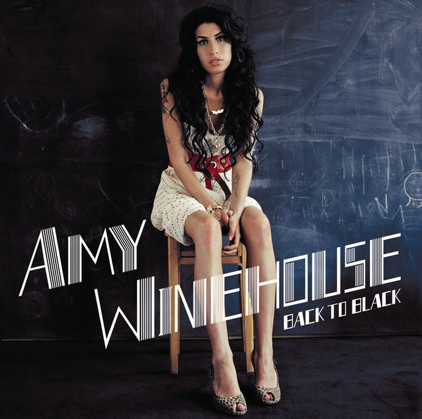 Amy Winehouse - Back to Black - Vinyle