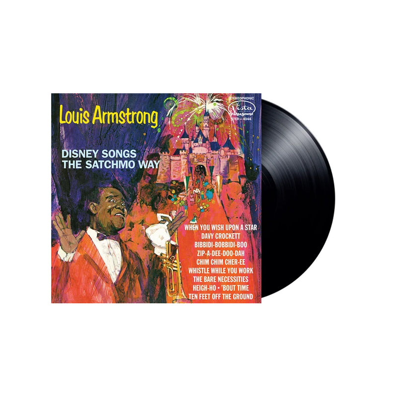Louis Armstrong - Disney Songs - Vinyle