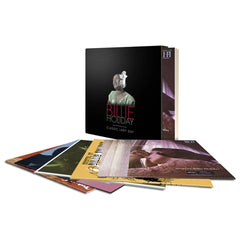 Billie Hollyday - Classic Lady Day - Coffret 5 Vinyles