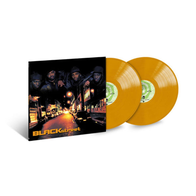 Blackstreet - Double Vinyle Orange