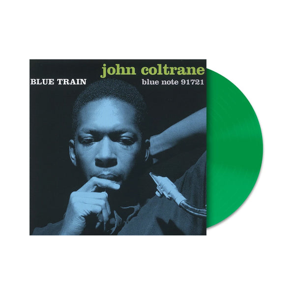 John Coltrane - Blue Train - Vinyle Vert