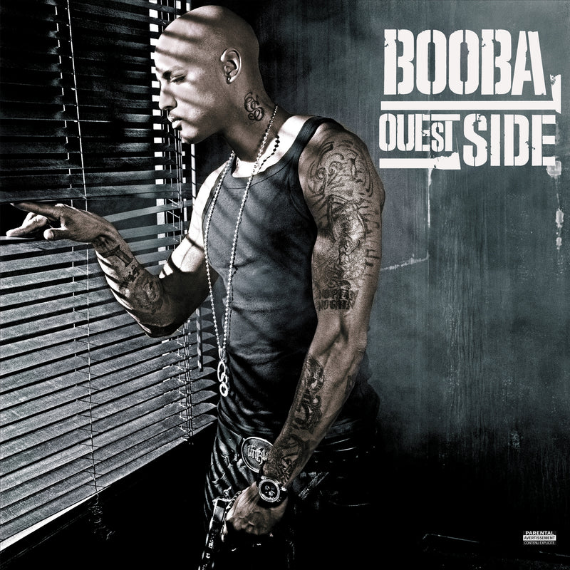 Booba - Ouest Side - Double Vinyle