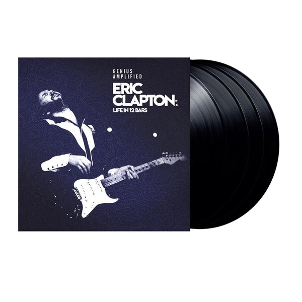 Various Artists - Eric Clapton: Life In 12 Bars - Coffret 4 Vinyles Deluxe
