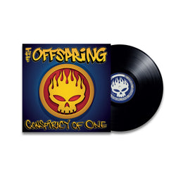 The Offspring - Conspiracy Of One - Vinyle Deluxe
