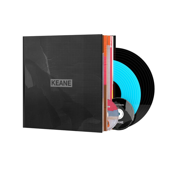 Keane - Cause and Effect - Book Deluxe dédicacé