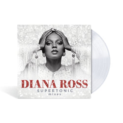 Diana Ross - Supertonic Mixes - Vinyle Transparent