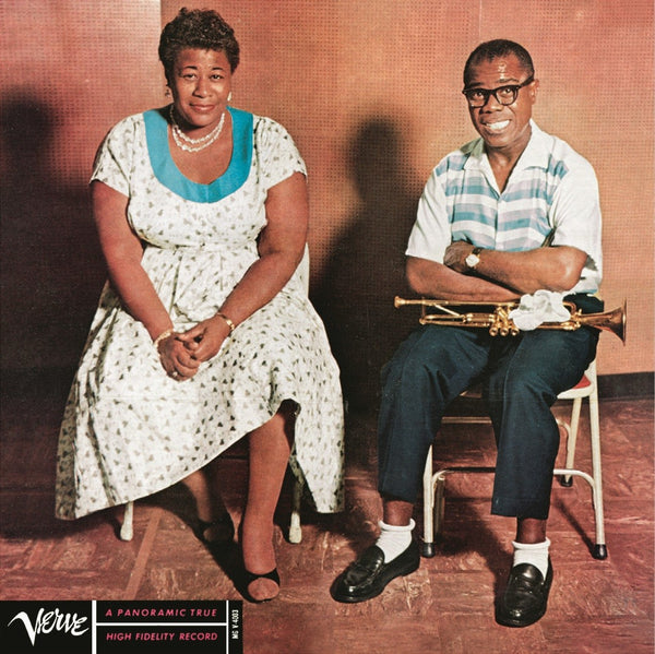 Ella and Louis - Ella Fitzgerald - Louis Armstrong