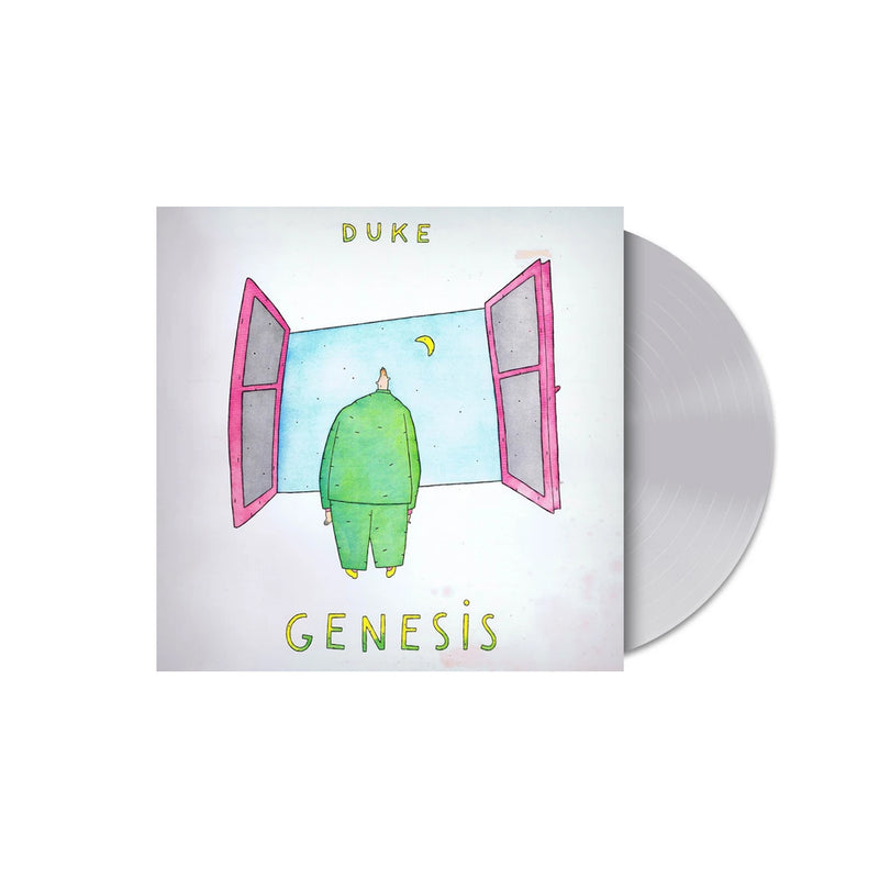 Genesis - Duke - Vinyle Transparent