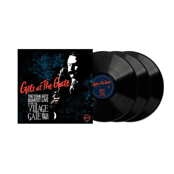 Stan Getz - Getz At The Gate - Triple Vinyle