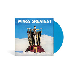 Wings and Paul Mccartney - Greatest - Vinyle bleu