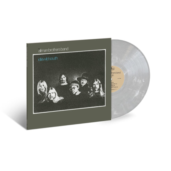 The Allman Brothers Band - Idlewild South - Vinyle marbré