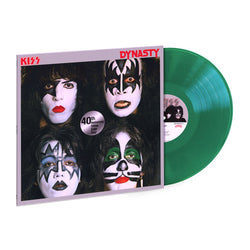 Kiss - Dynasty (40th Anniversary) - Vinyle Couleur