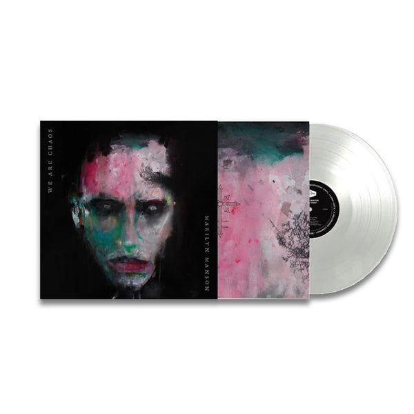 Marilyn Manson - We are Chaos - Vinyle couleur