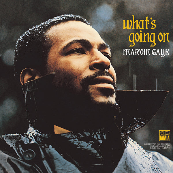 Marvin Gaye - What's Going On - Vinyle