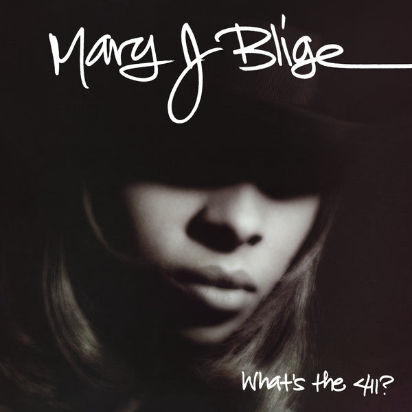 Mary J. Blige - What's The 411? - Double Vinyle